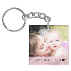 Auntie Photo Keyring $11.60