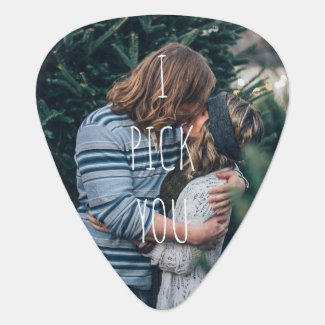 I Pick You Guitar Pick $13.25