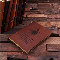 Leather Travel Journal $23.99