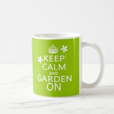 Garden Quote Mug $16.70
