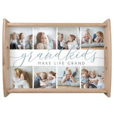 8 x Photo Serving Tray $58