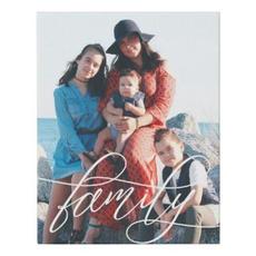Family Photo Canvas $22.91