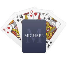 Custom Playing Cards $10.50
