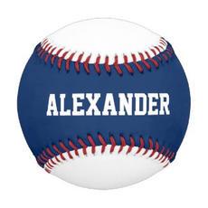 Personalised Baseball $33.45