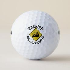 Custom Golf Balls $15.80