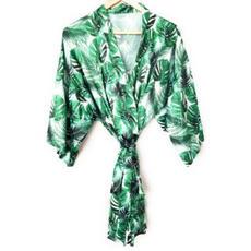 Tropical Leaves Robe $27.89