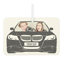 FUNNY CAR AIR FRESHENER