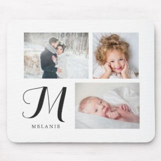 Photo Mouse Pad $12.25
