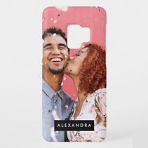 classic personalised custom photo samsung case