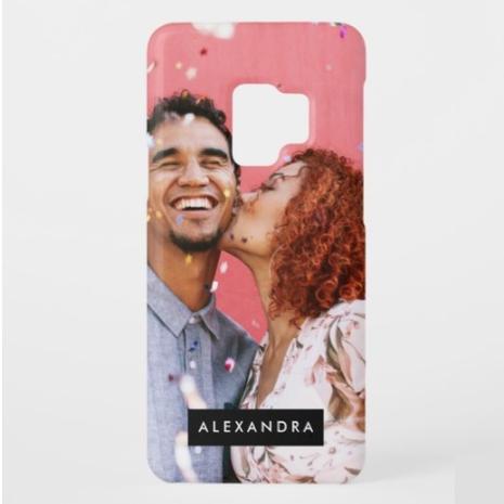 Single Photo Samsung Case