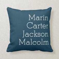 Kids Names Cushion $34.50