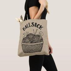 Cheeky Knitting Bag $22.30