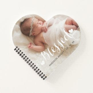Photo Heart Notebook $22.15