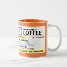 Fun Prescription Mug $17.55
