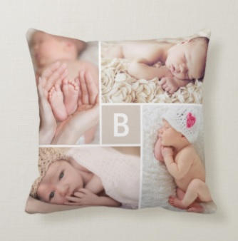 Photo Grid Cushion $36.20