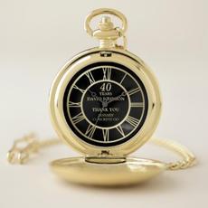 Custom Pocket Watch $36.99
