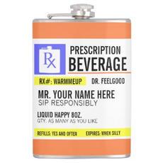 Fun Prescription Flask $31.20