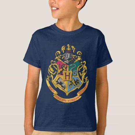 Hogwarts Crest Shirt $21.10