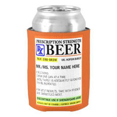 Funny Beer Can Cooler $7.25
