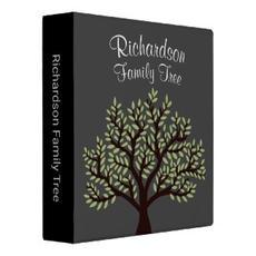 Family Tree Binder $24.15