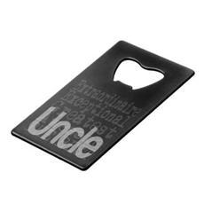 Uncle Bottle Opener $13.15