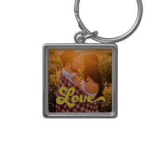 Love Photo Keychain $18.45