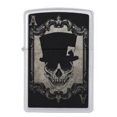 Monkey Skull Zippo $39.85