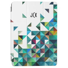 Abstract Trendy Triangles