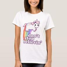 Unicorn Believe Shirt $18.95