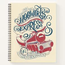 Hogwarts Notebook $17.90