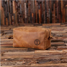 Leather Toiletry Bag $62.49