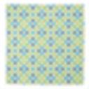 blue green geometric pattern duvet cover