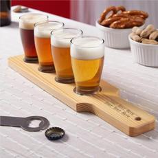 Engraved Beer Flight $29.95