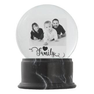 Photo Snow Globe $63.60