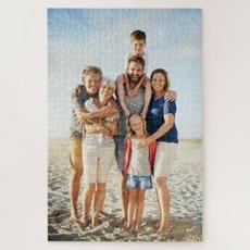 Custom Photo Jigsaw $59.95