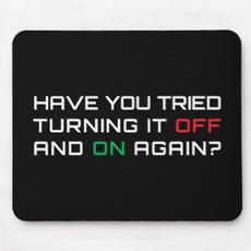 Fun Text Mouse Pad $11.60