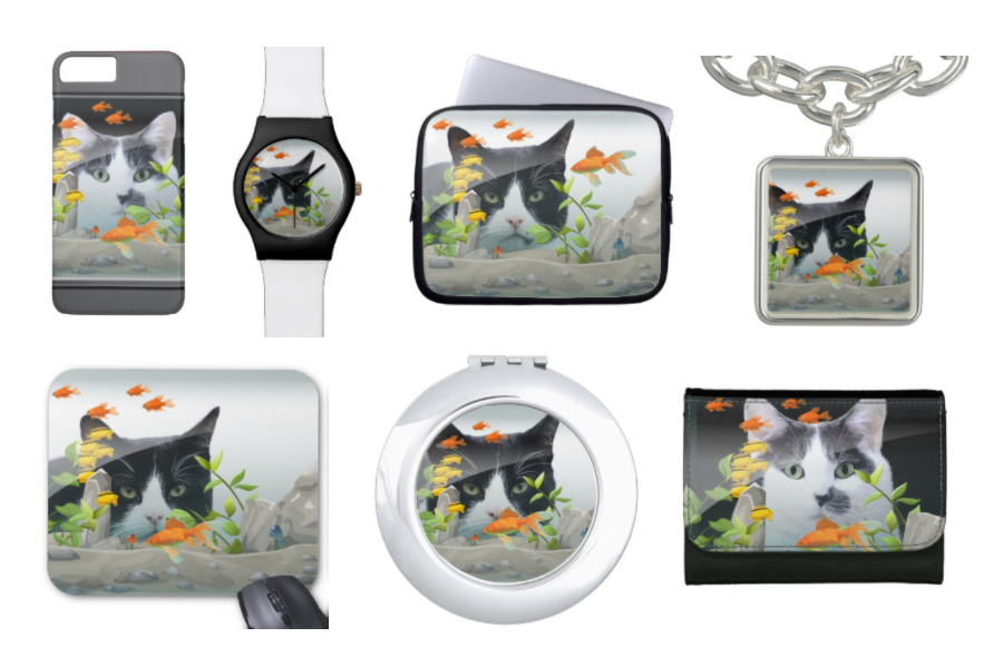 Link to my collection on Zazzle