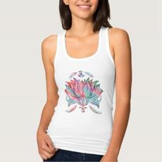 Lotus Flower Tank $21.10