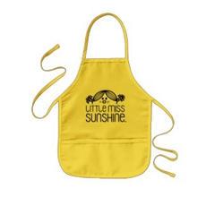 Miss Sunshine Apron $17.85
