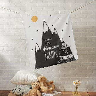 Nordic Baby Blanket $31.65