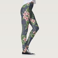Hibiscus Leggings $59.95