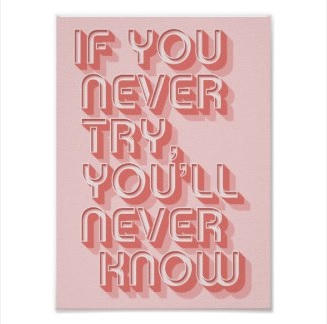 Motivational Poster $9.20