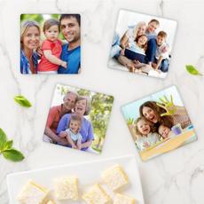 4 Photo Coaster Set $27.85
