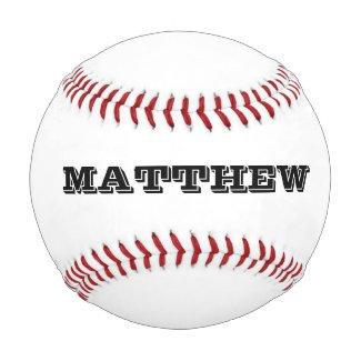 Personalised Baseball $29.95