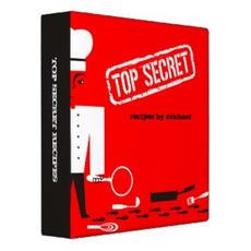 Secret Recipes Binder $26.90