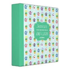Garden Journal Binder $24.15