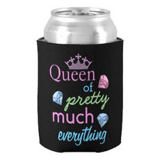 Queen Can Cooler $6.90