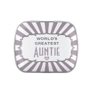 Auntie's Candy Tin $6.35