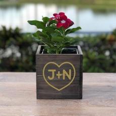 Couples Planter Box $24.95