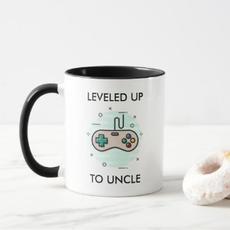 Leveled up Uncle Mug $18.10